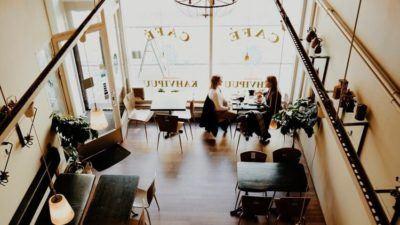 page header cafés