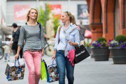 Shoppen & einkaufen