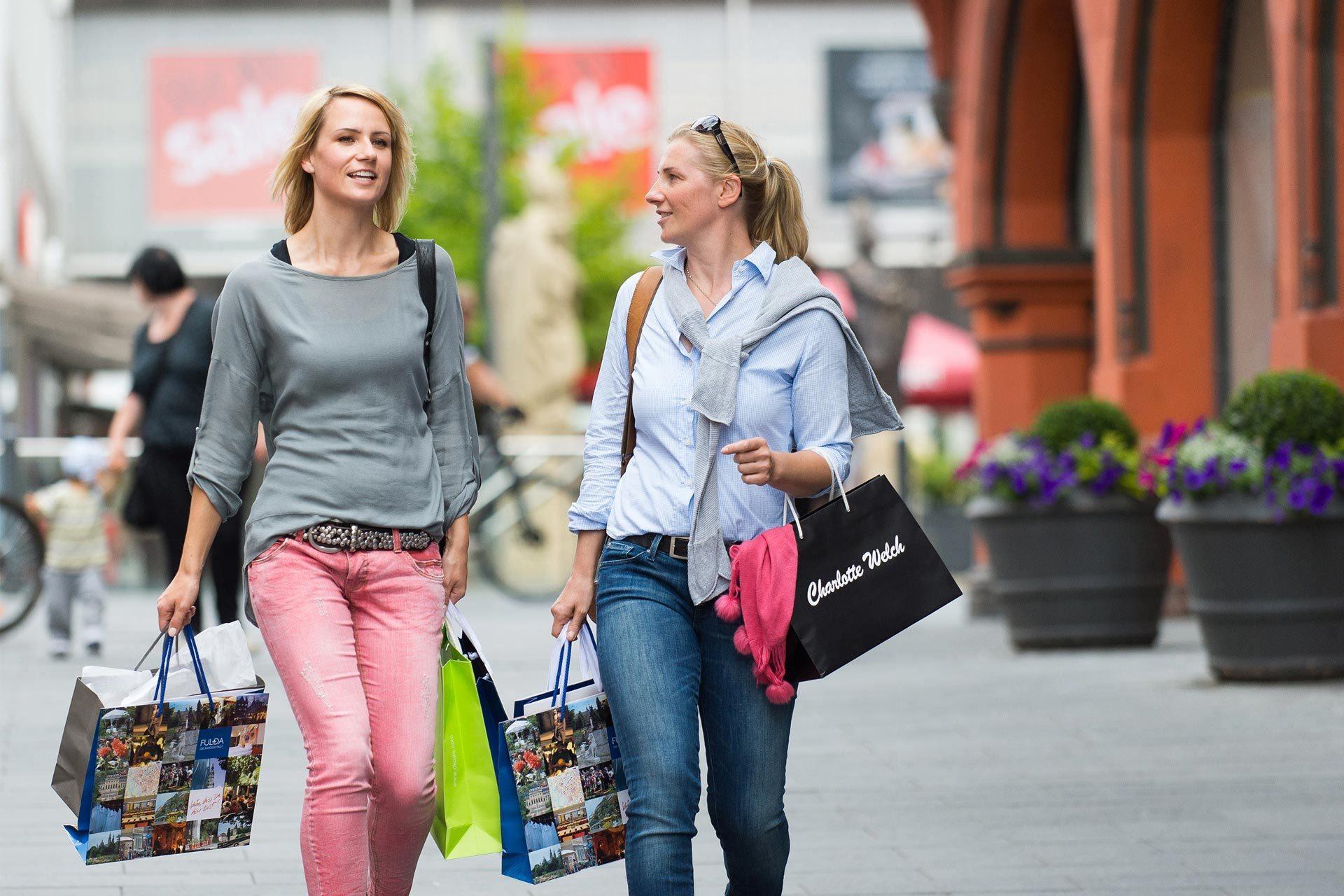 Shopping Termine Fulda, Shopping Fulda, Einkaufen Fulda