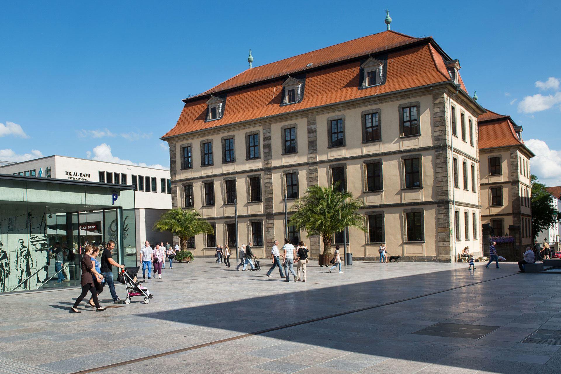 Shopping Fulda - Einkaufen Fulda