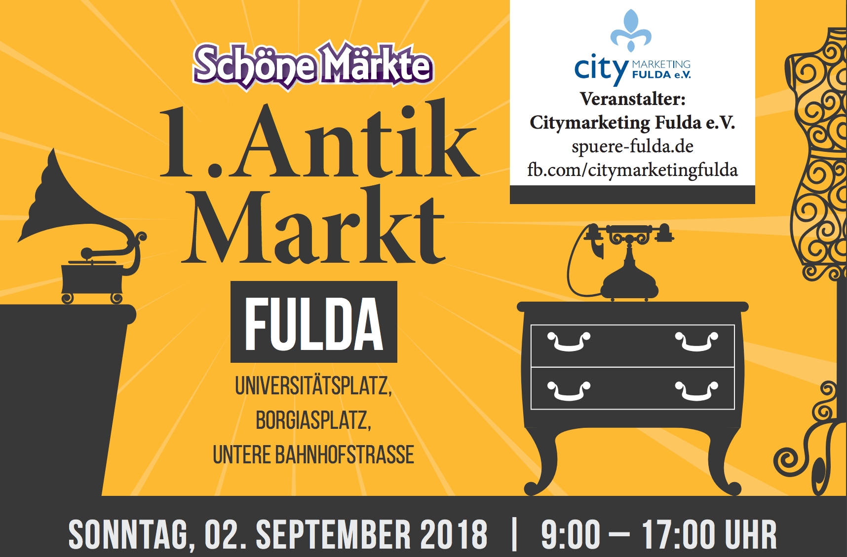 Fuldaer Antikmarkt