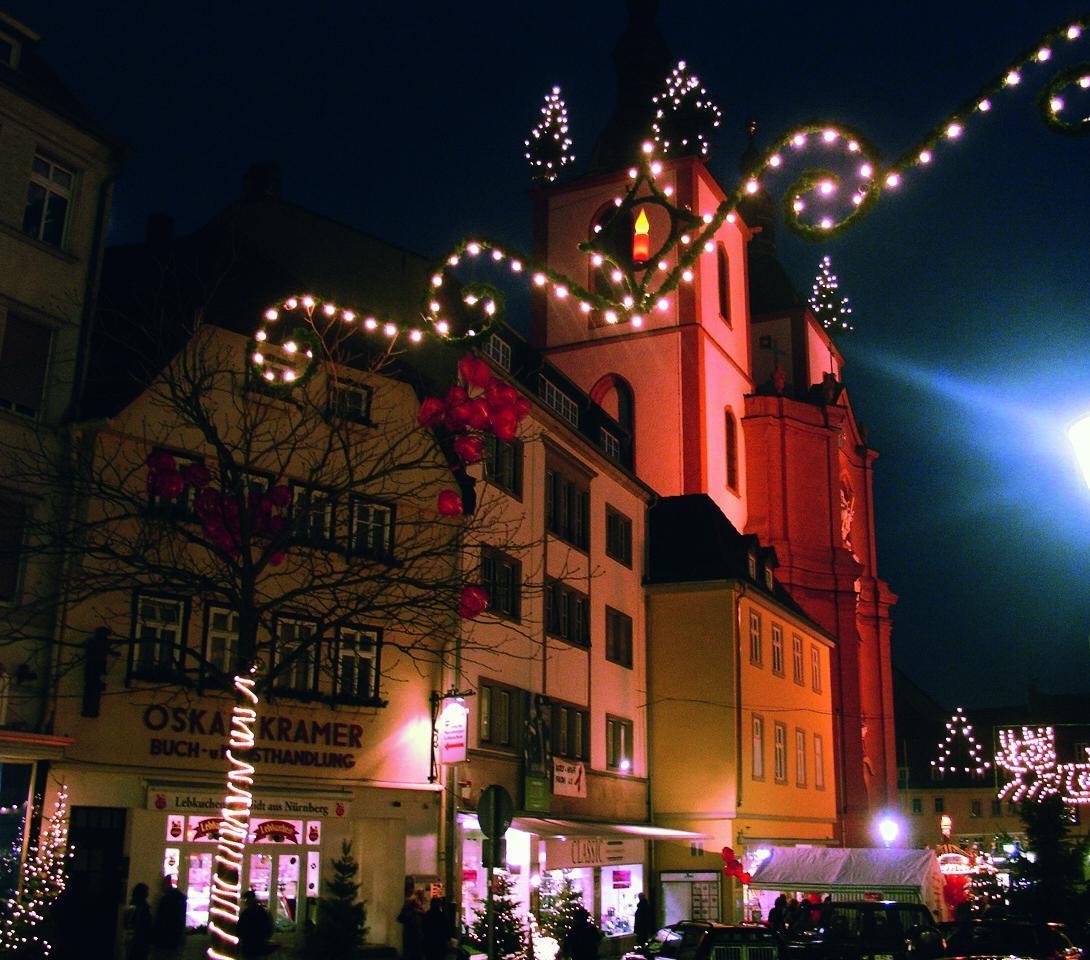 weihnachtsmarkt fulda öffnungszeiten