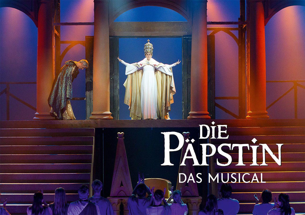Musical Fulda - Die Päpstin