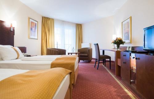 Hotel Fulda Mitte - Deluxe Zimmer