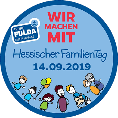 Familien Teilnehmeraufkleber