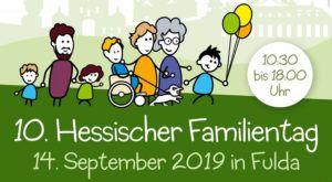 Hessischer Familientag Fulda 2019
