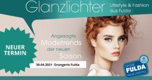 Glanzlichter Fulda Modenschau 2021
