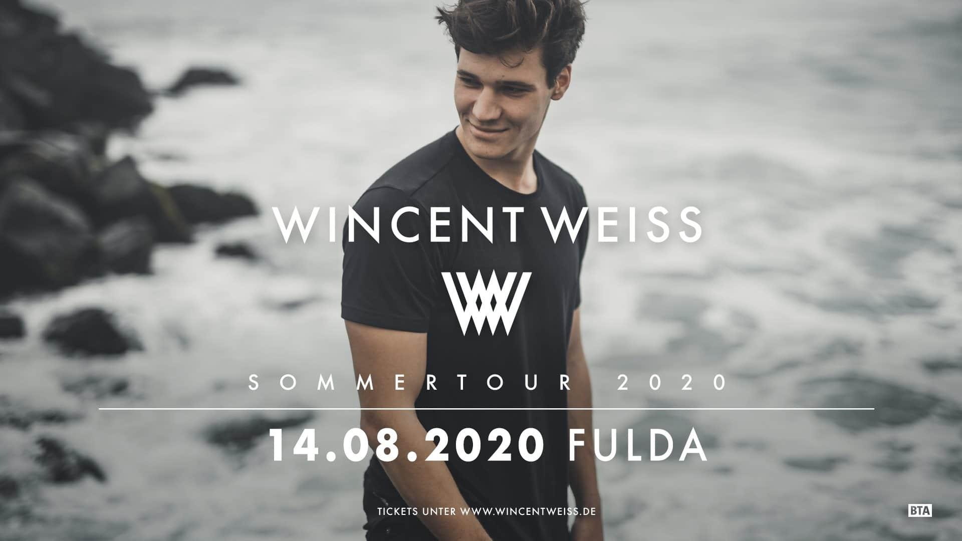 Openair Konzert Fulda - Wincent Weiss