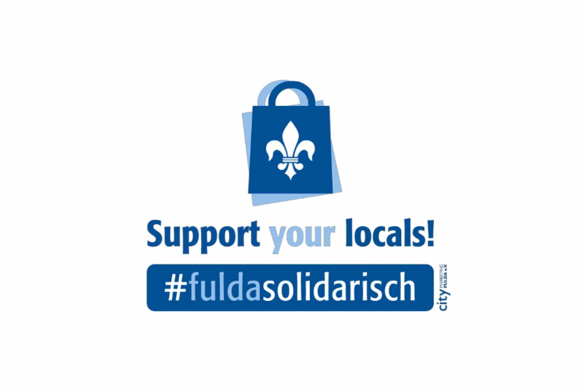 Support your locals Fulda